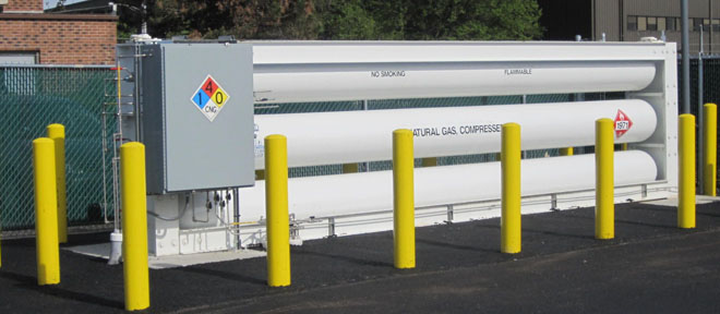 Type 1 Natural Gas Storage Vessel