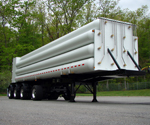 CNG Tube Trailer System