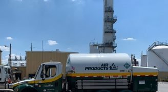 Demand is growing for refurbished Microbulk gas units